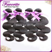 Ali Favorite Human Hair Peruvian Virgin Hair Body Wave 4pcs lot Best Selling Bundles Unprocessed 6A Peruvian Human Hair Weave