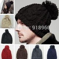 winter caps womens hats and mens beanie hat,twist touca beanie men slouchy beanie with ball,turbantes