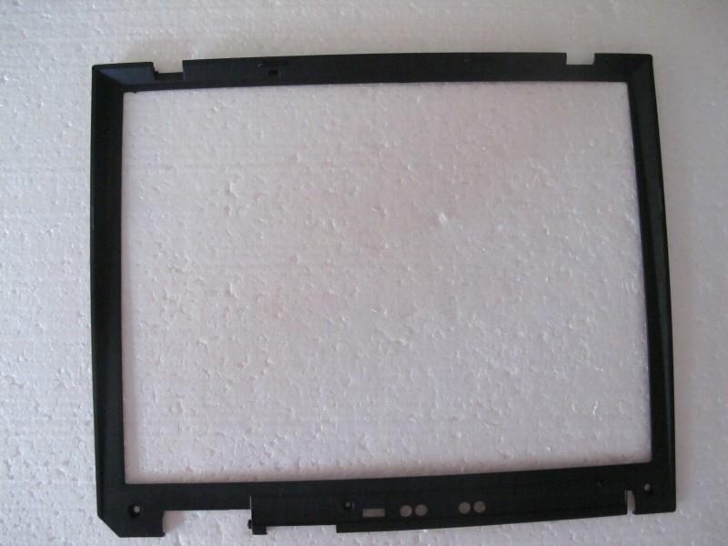 FREE SHIPPING New Original B cover for thinkpad lenovo X30 X31 X32 LCD front bezel Screen frame border Black(China (Mainland))