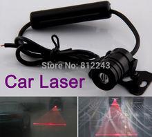Universal Laser Car Tail Light Safety Led Back Rear Warning Light Anti Fog Anti Collision Auto Rear LED Laser Fog Light 20115(China (Mainland))