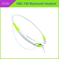 New Wireless  Bluetooth Headset for LG Tone HBS 740 Wireless Earphone Bluetooth Headset for Mobile Phone CA000348
