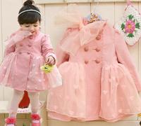 2015 new year baby girl coat fashion emagrecer sela akoo clothing jaqueta infantil trench kids girls topolino jacket