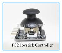 2PCS/LOT Latest Version JoyStick Breakout Module Sensor PS2 Joystick Controller Free shipping