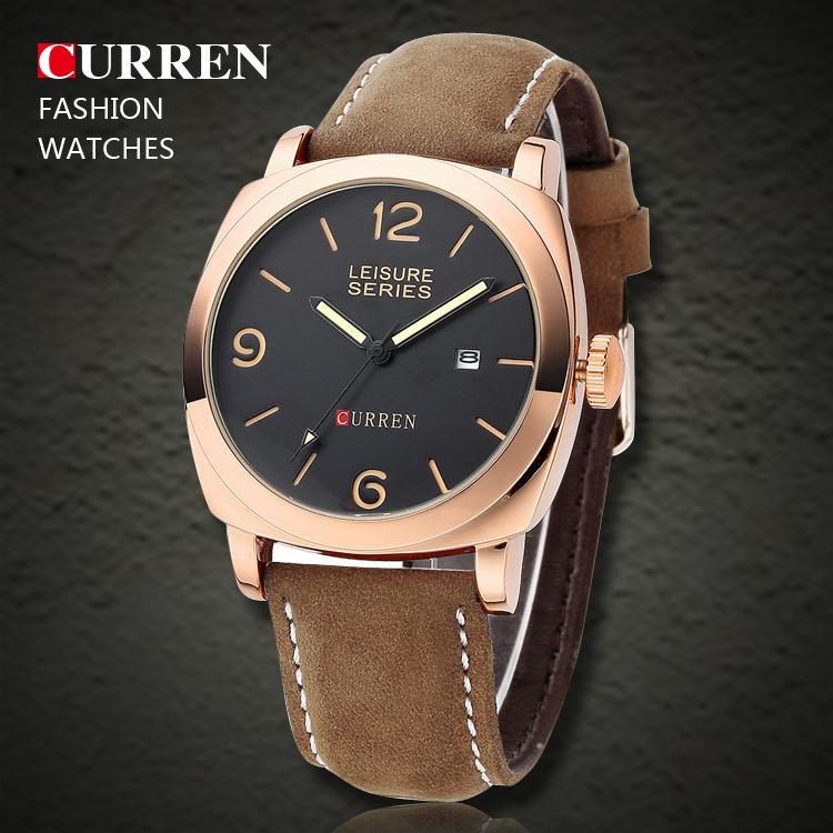 curren leisure series watches концентрация