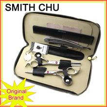 Nova chegada 16.5 cm produtos de salão profissional tesouras do cabelo em linha reta / tesoura diluindo tesouras / pente / navalha set hair styling(China (Mainland))