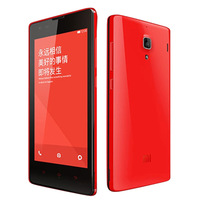 "Xiaomi Redmi 1S Red Rice Hongmi 1S 4.7"" IPS Screen Android 4.4 Mobile Phone MT6582 Quad Core 1.3GHz 8GB 1GB 2200mAh WCDMA GSM"