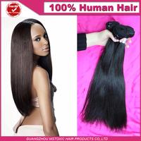 "mongolian unprocessed straight virgin human hair weaves 8""-30 ""3/4pcs lots 6a cheap price mocha hair products no shedding"