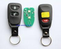 Hyundai new Santa Fe 3 button ( 2 +1) remote key control 315mhz