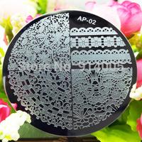 new AP1-35 nail art image plate.nail template nail disk,  CHOOSE DESIGNS for AP series nail TOOLS