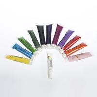 12 Colors 3D Nail Art Paint Tube Draw Painting Acrylic Nail Art Tip Drop Shipping