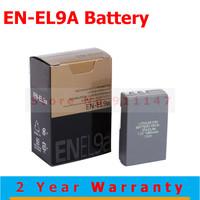 High Quality EN-EL9A EN EL9A ENEL9A Digital Camera Battery for Nikon D60 D40 D40X D5000 D3000 EN-EL9 EL9 Batteries bateria