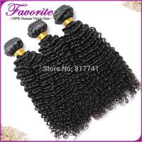 Virgin Malaysian Curly Hair Kinky Curly Weave 6A Virgin Human Hair 3 Bundles100% Human Weaving Hair Unprocessed Hair Kinky Curly