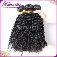 6A Brazilian Deep Curly Virgin Hair Bundle,Ali Favorite Human Hair Weave,Brazilian Deep Curly, Afro Kinky Curly Virgin Hair 3pcs
