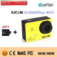 SJCAM Original Sj5000Plus WiFi Ambarella A7LS75 16MP 1080P 60FPS Sport  Action Camera Waterproof SJ5000 Plus Cam Gopro Style