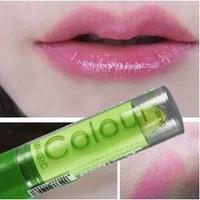 Magic colour Temperature change color lipstick moisture anti-aging protection lip balm