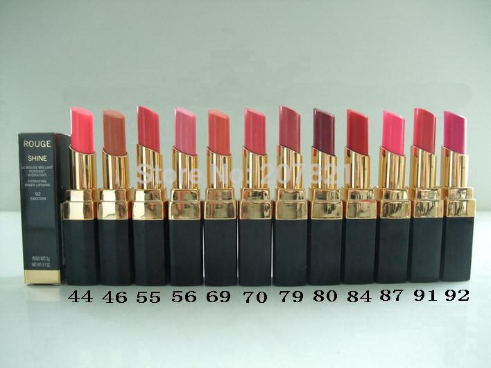 Hot Selling Lips Rouge Easy To Wear Lipstick 20 Colors Fashion brand lipsticks batom matte Women Makeup lipstick set make up(China (Mainland))