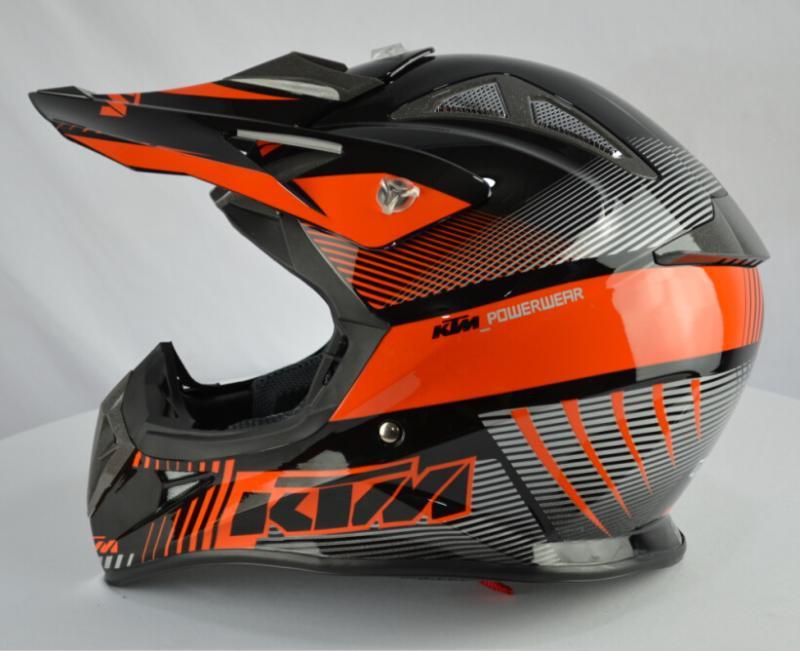 New Brand KTM Helmet professional motocross helmet Men motorcycle helmet Dirt Bike Rally capacete DOT Approved M/L/XL/XXL(China (Mainland))