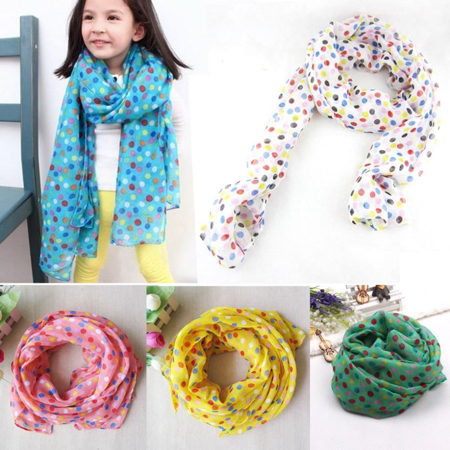 Женский шарф Kids scarf