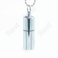 Super Mini Pill keychain Vintage Oil Lighter