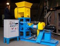 40kg/h  floating fish feed pellet machine, Fish pellet mill, Floating Fish Feed Extruder, Oceanship