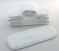 High quality 10 PCS /Antibacterial, special, fiber, baby diaper, lie between urine trousers special, double layer
