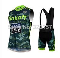 2015 sportswear bicicleta sleeveless BIB Shorts  maillot mtb Cycling jersey  mountain bike ropa ciclismo Bicycle Cycle Clothing