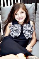 New Quality Summer Girls Dress Sleeveless Tribute Silk Cotton Dresses Big Bow Princess Elegant Top Grade Children Clothing