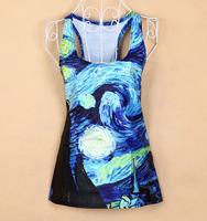european style fashion sexy woman top summer clothes for women tee shirt tie dye shirt Dropshipping XY065