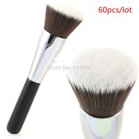 VELA Flat Kabuki Brush Multipurpose Makeup Brush Face Beauty Tool Cosmetic Brush Wholesale 60pcs/lot