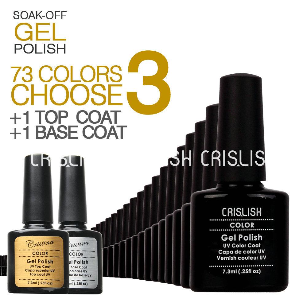 Гель для ногтей Crislish DHL, DHL 5 /7,3 CAE40001 хондроитин 5% 30г гель