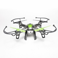F11590/91 JJRC H9D 2.4G 4CH 6-Axis Gyro LED FPV 2.0MP HD Camera Video RC Quadcopter RTF 200W Drone UAV Quad-Copter +FP