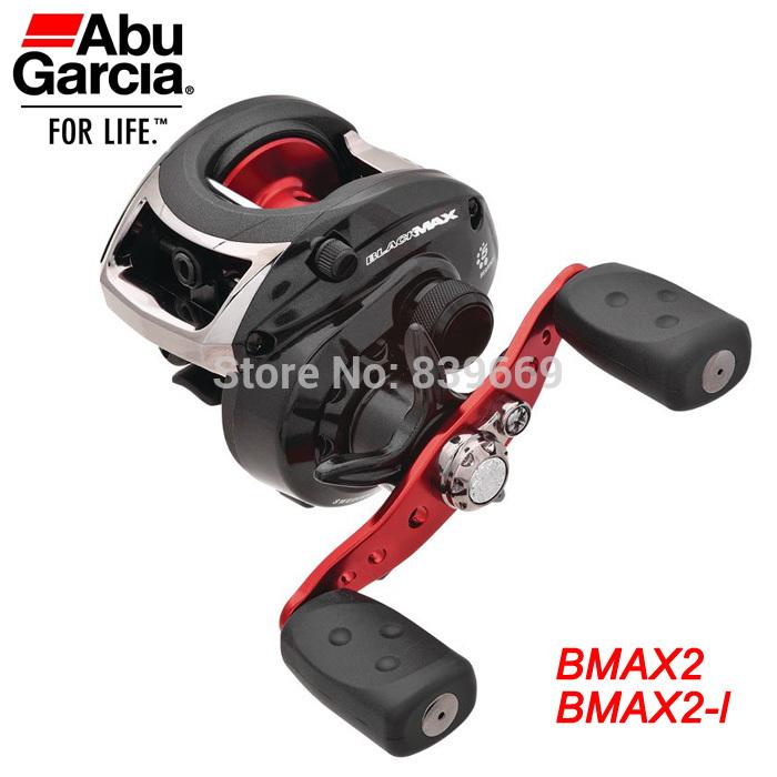 все цены на  Катушка для удочки Abu garcia BMAX2 2015 BMAX2 6.4:1 , Baitcaster carretilha  онлайн