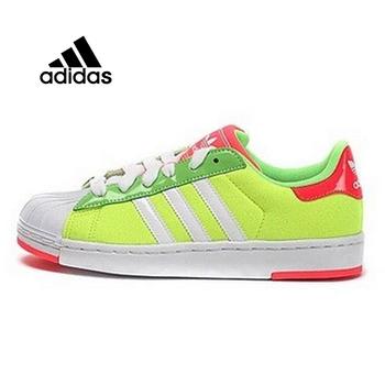 100% оригинал новый adidas женская обувь качество кроссовки D65523 бесплатная доставка