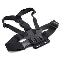 Camera Harness Adjustable Chest Belt Body Shoulder Elastic Strap Mount for Gopro Hero 3 3+ 2 HD 4 SJ4000 Accessories