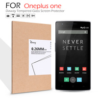 Original Daway Phone Film Premium Tempered Glass Film Screen Protector For Oneplus One Cell Explosion Proof Clear Toughened Film