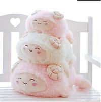 Free shipping Tummy Doraemon sheep Doll Cartoon plush toys Pillow Birthday or Valentine's Day gift Gift for girls or children