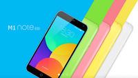 Meizu M1 Note : 5.5 Inch 1090*1080 MTK6752 Octa Core 1.7GHz Dual SIM 13+5MP Dual Cameras 2G RAM 4G LTE Android Phone