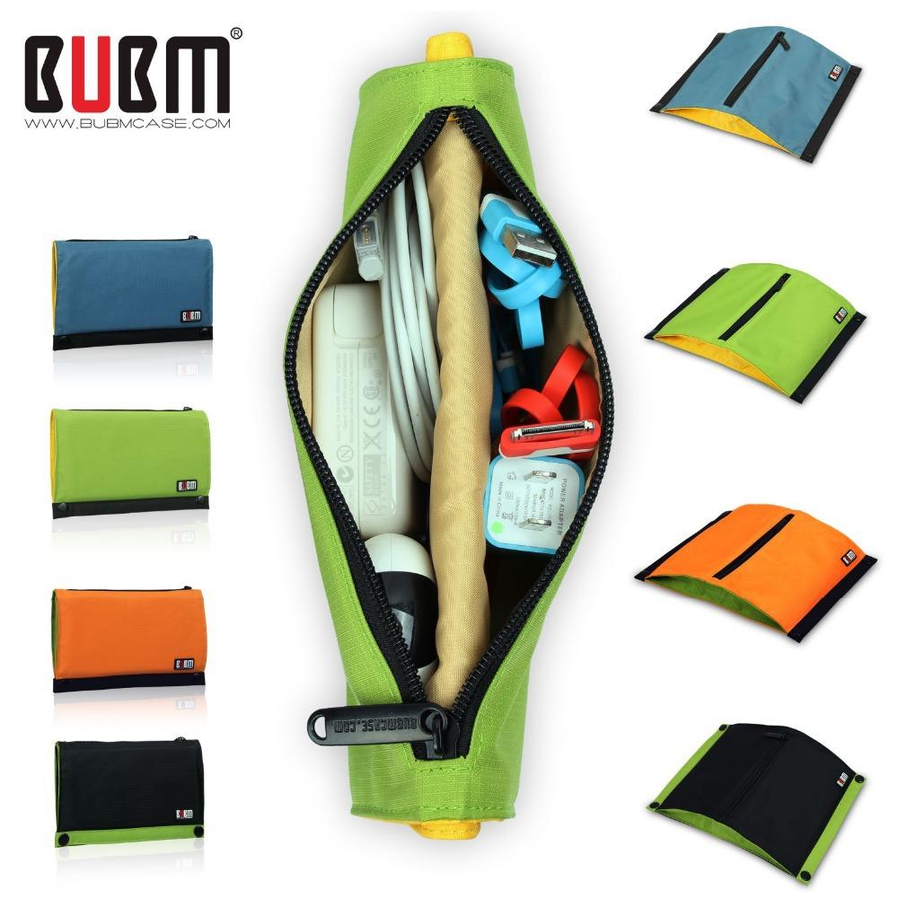 Guaranteed100% BUBM Portable/HOTE SALE Electronics Accessories Case /Hard Disk / TRAVEL Organizer Storage Bag Wholesale & Retail(China (Mainland))