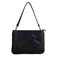 colorful 3d cartoon pistol rock punk PU Leather bag gun bag shoulder bag women gun bag women day clutches bolsos desigual