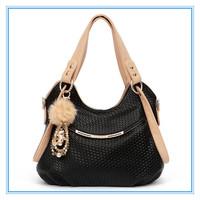 8 Colors Women Cute Bear Decoration Shoulder Bag Handbag High Quality Women Sweet Fashion Elegant Shoulderbag Handbags