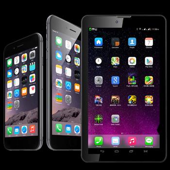 Новая модель планшет 7 дюймов четырехъядерный процессор 3 г телефон планшет MTK8382 андроид 4.4 2 ГБ оперативной памяти 16 ГБ ROM две камеры Bluetooth GPS 3 г планшет шт