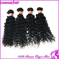 Brazilian Kinky Curly Virgin Hair 4 Bundles 6A Virgin Brazilian Curly Hair Weave 100g Afro Kinky Curly Hair