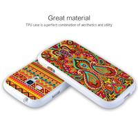 2015 Fashion Sexy Girl TPU Silicone Case For Samsung Galaxy S3 Mini I8190 Soft Rubber case Cover Free shipping S155
