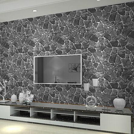 Online kopen wholesale grijze bakstenen muur uit china grijze bakstenen muur groothandel - Leisteen muur ...