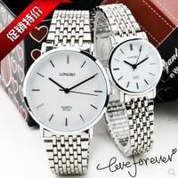 S72 brand men's watch 2015 waterproof mechanical  watch Damen fine steel simple Unisex Casual watch Free Shipping