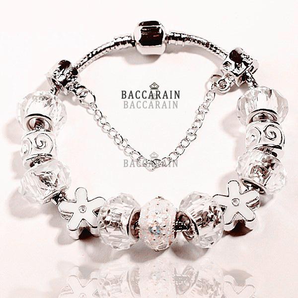 Браслет-цепь Baccarain Pandora p/b/02 P-B-02 браслет цепь other 17 1 925 pandora