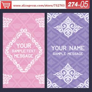 Визитная карточка 0274/05 printio визитная карточка