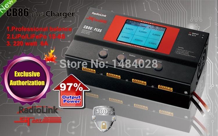 Запчасти и Аксессуары для радиоуправляемых игрушек ST CB86 RC Lipo 8pcs 2/6s  CB86 plus charger доска для объявлений dz 1 2 j8b [6 ] jndx 8 s b