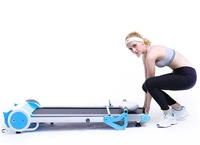 household mini Treadmills womens indoor running folding Home Treadmills fitness equipment  low noise design T10