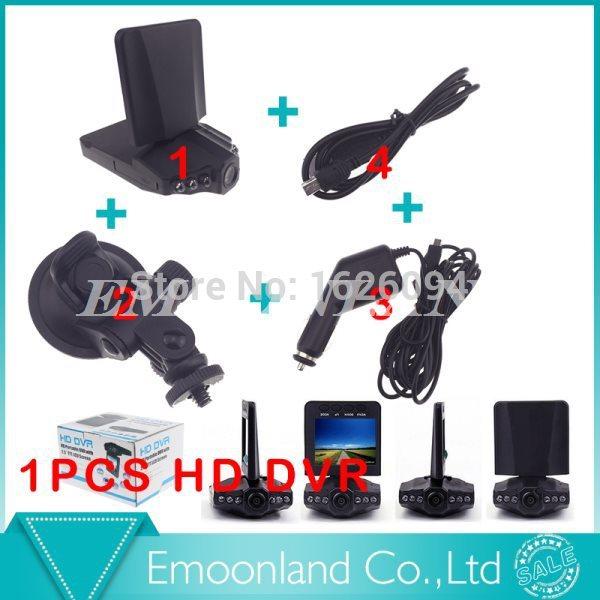 "Mini HD 720P 2.5"" LCD Screen6 Car DVR Digital Camera Video veicular nice night Carro Coche Dash Cam Dashboard Dashcam Camcorders(China (Mainland))"